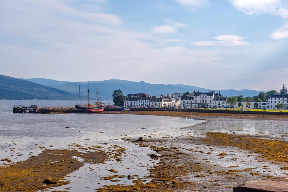 Inveraray, Loch Fyne, Scotland