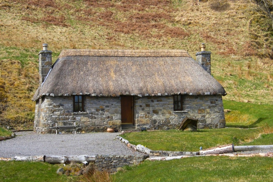 Cottage, Isle of Skye, Scotland