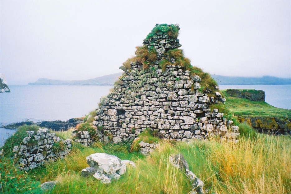 Ruins of Cairnbrugh Castle