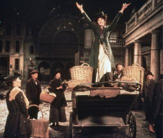 My Fair Lady - wouldn't it be lovely