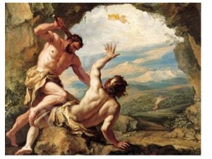 Cain and Abel by Sebastiano Rizzi