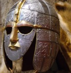 Saxon helmet from Sutton Hoo