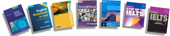 General English textbooks