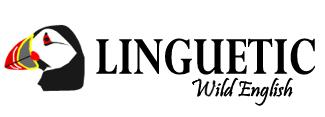 Linguetic English courses logo