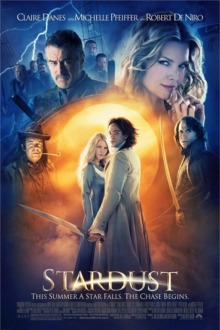 DVD cover - Stardust